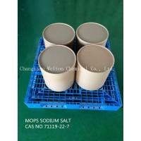China  CAS No. 71119-22-7 Chemical Buffers MOPS White Free Flowing Powder , Sodium Salt  for sale