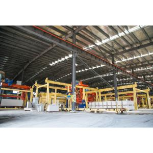 China AAC Production-Convey chain-Full Automatic Concrete AAC Brick Block Production Line Making Machine wholesale