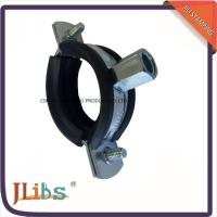 Wholesale Zinc Galvanized Rubber Lined Cast Iron Pipe Clamps For Pvc Pipe Standard from china suppliers
