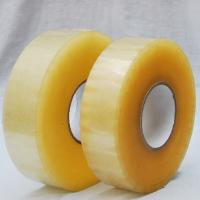 China carton sealing Antistatic Bopp Packaging Tape , water based strong acrylic Tape wholesale