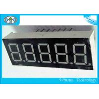 China White 0.56 Inch 5 Digit 7 Segment Led Digital Display High Brightness , Long Life wholesale