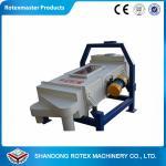 China 0.25kw Wood Pellet Screener / Biomass Pellet Screener for Separate The Good Pellets wholesale