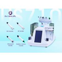China 5 Handles Facial Oxygen Jet Peel Beauty Equipment Facial Oxygen Therapy Machine wholesale