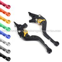 China CNC Folding Motorcycle Brake Clutch Lever For Aprilia RSV 1000 R 2004-2008 wholesale