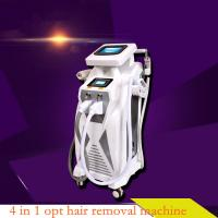 China MY-L88 Hot sales 4 in 1 ipl opt shr laser hair removal/tattoo removal machine wholesale