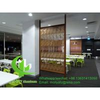 China 1000 Metal aluminium cladding panel for facade curtain wall  with 3mm thickness aluminum panel wholesale