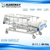 Height Adjustable Hospital Style Beds For Home With 4 Cranks , Easy To Set Up