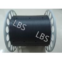 China Lebus Grooves Sleeves For Aluminium Winch Drums On Aircraft Application Lifting wholesale