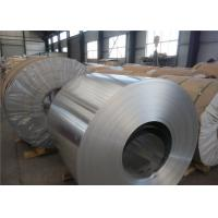 China Hardness 60 HB Flat Aluminum Sheet Roll With High Tensile Strength 190 Mpa wholesale