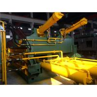 China 315 Tons Baling Force Cuboid Block Scrap Baler Machine Cylinder Scrap Metal Press wholesale