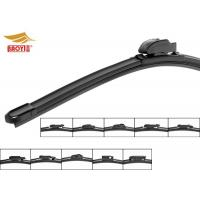 China Car Window Wiper Blades Flat Wiper Blade Leading Desgin Easy To Replacement wholesale