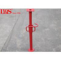 China Fast Erecting Building Support Props / Q235 Steel Acrow Props For Concrete Slabs wholesale