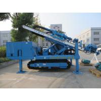 Wholesale High Impact Frequency Anchor Drilling Rig Hydraulic System High Power Virbration Foundation from china suppliers