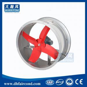 China DHF B series pipeline axial fan/ blower fan/ ventilation fan on sale