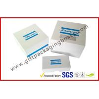 China Coated Paper Board Gift Box For Packing, Fashion Printed Rigid Gift Boxes With Sponge Tray wholesale