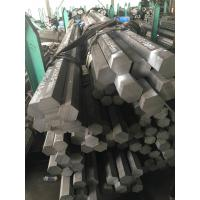 China 40 X 40 Cr Hexagonal Steel Bar /  Rod ,  Solid Square Steel Bar For Construction wholesale