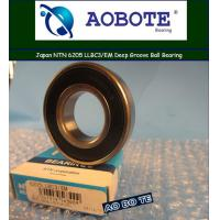 China Deep Groove NTN Ball Bearings With Single Row Japan NTN 6205LLBC3 wholesale