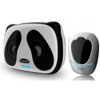 China Popular with two receivers,300m radio receiving distance electronic wireless beautiful doorbell wholesale