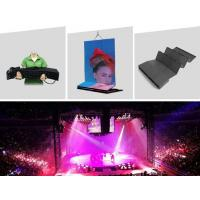 Buy cheap 3.9mm 6mm 10mm 12mm patented flexible rental LED display for events from wholesalers