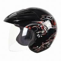 China Open face helmet for motorcycles wholesale