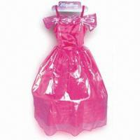 Buy cheap Party Dress, Customized Colors are Accepted, Made of 100% Polyester from wholesalers