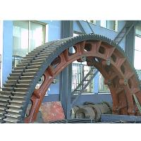 China big transmission machine spur gears High Precision Big Bevel Gear with cheap price made in China wholesale