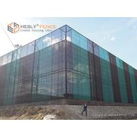 Buy cheap HDPE Fabric Screen Wind Barrier for Thermal Power Plant dust suppression, Hesly from wholesalers