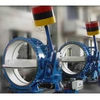 Quality Long Pattern Hydraulic Butterfly Check Valve Made By ASTM A216 GR WCB for sale