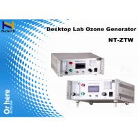 China 7000 mg/hr Medical Ozone Therapy Machine For Hospital Room Air Sterilization wholesale