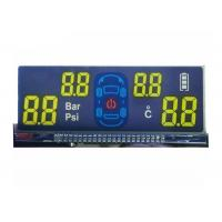 Buy cheap FSTN Lcd Display 7 Segment Lcd Screen Transflective Lcd Monochrome Display For from wholesalers