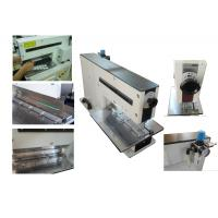 China Automatic Pcb Depaneling Machine For Metal Board Cutting, Motorized Linear Blade Pcb Depanelizer wholesale