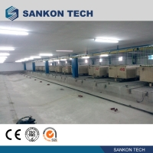 China easy turning Steel Frame SANKON Metal Casting Molds wholesale