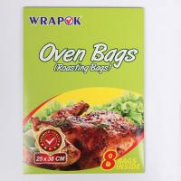 China Household Using PET Plastic Oven Cooking Bags , Bread Oven Roasting Bag wholesale