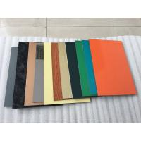 China Matt White ACP Aluminium Composite Panel , Aluminum Cladding Panel Anti - Toxicity wholesale