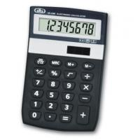 China 12 digits colourful dual power solar pocket desktop calculator HF-1208 wholesale