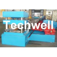 China 2 - 4mm W Beam Wave Guardrail Roll Forming Machine for Making Highway Guardrail wholesale