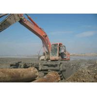 China High Efficiency Swamp Equipment Long Reach Excavator Engine Power 133kw wholesale