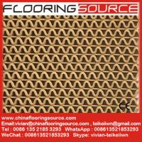 China PVC S Grip heavy duty floor matting rolls drainage and slip resistance for wet areas wholesale
