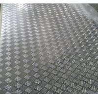 China Thermal Resistance Polishing Aluminum Diamond Plate For Aerospace And Military wholesale
