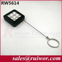 China RW5614 Anti Lost Recoiler | Lanyard Retractor For Retail Display wholesale