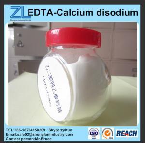 China EDTA-Calcium disodium manufacturer wholesale