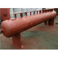 China 0.5MPa Shell And Tube Heat Exchange Equipment Carbon Steel Q345R Material wholesale