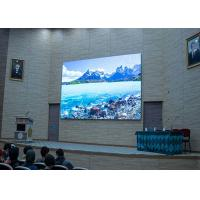 China 4K Resolution Indoor Fixed LED Display for Meeting Room / Monitoring Station Mounted wholesale