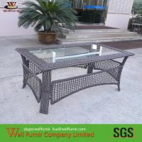 Supplier of Glass Table Tops for Rattan and Wicker Dining Table, Rattan Dining Furniture