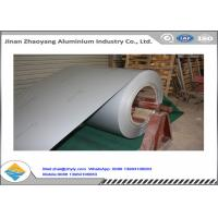 China PVDF Color Coated Aluminum Coil / Aluminium Flat Sheet 20 Years Quality Alloy 1100 wholesale