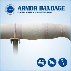 China Pipe Leak Repair PVC Wrapping Tape 50mm 2m Black Pipe Wrap Repair Bandage Fiberglass Fix Tape wholesale