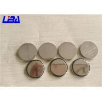China Button Cell Lithium Coin Battery , CR1220 CR2032 CR2450 Cr1620 Watch Battery wholesale