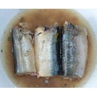 China Canned seafood product 155g canned mackerel fish for good quality wholesale