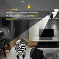 Quality 2.0Megapixel sony cmos PIR Motion Detect and Dual Light System Smart Alarm for sale