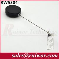 China RW5304 Retractable Steel Cable | Retractable Security Cable wholesale